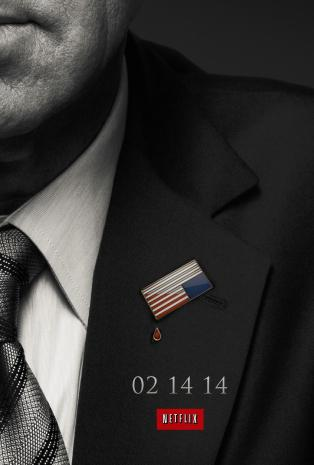 House of Cards saison 2 Netflix