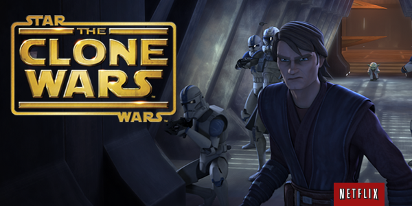 Star Wars The Clone Wars Netflix