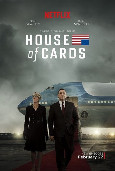 House of Cards Saison 3 VF Netflix